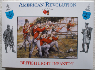 A Call To Arms 1/32 CAL3232 British Light Infantry (AWI)